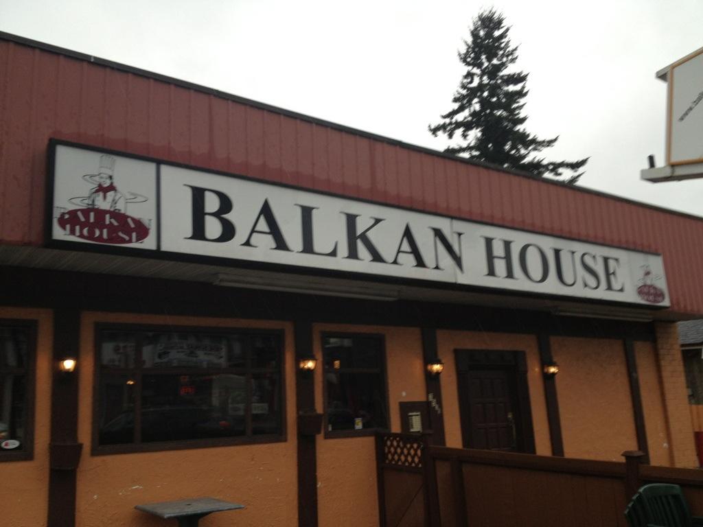 Balkan House Restaurant Burnaby Bc