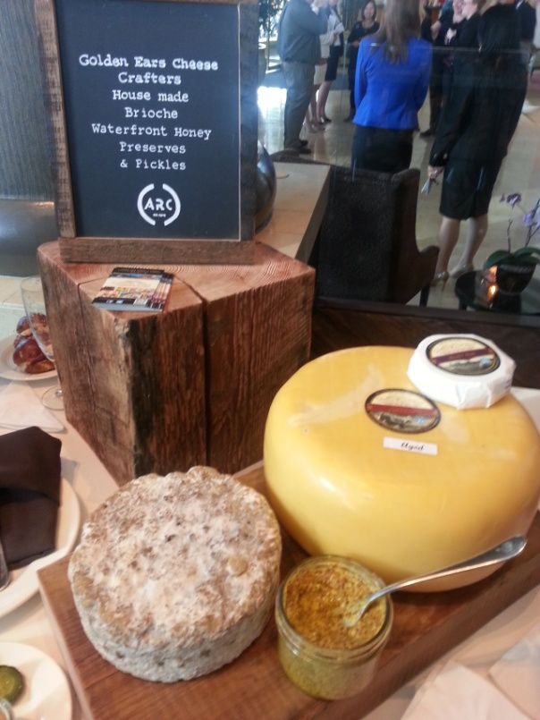 ARC Launch - Golden Ears Cheese